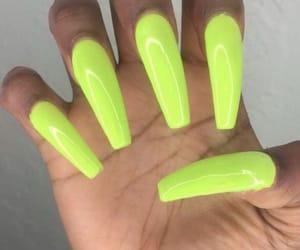 girl, moda, and nails image