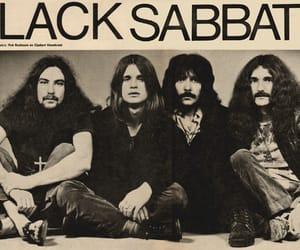 Black Sabbath and music image