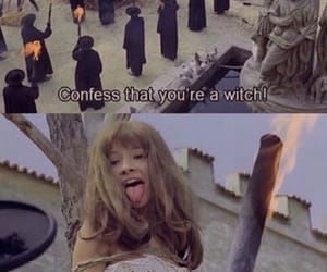 witch, movie, and funny image