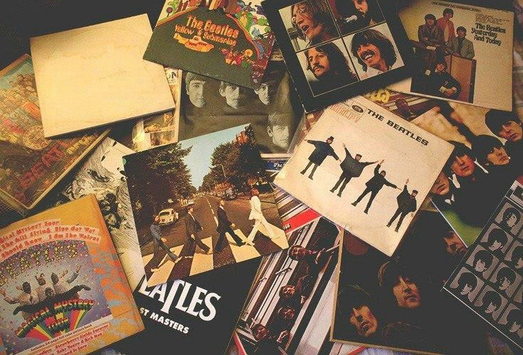 abbey road, album, and help! image