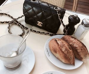 fashion, breakfast, and chanel image
