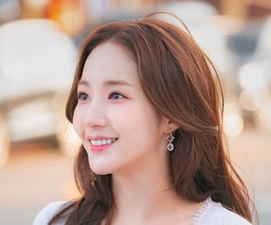 kdrama, her private life, and park min young image