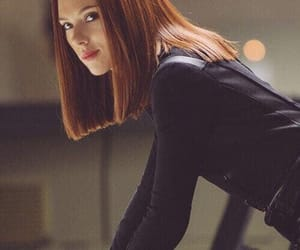 black widow, Marvel, and Scarlett Johansson image