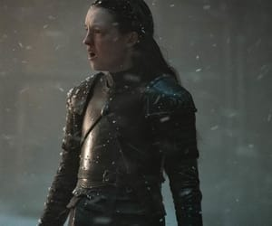 game of thrones, lyanna, and mormont image