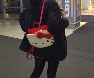 aesthetic, hello kitty, and fashion image