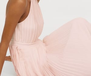 H&M, pleats, and grecian gown image