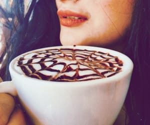 coffee, ☕, and delicious image