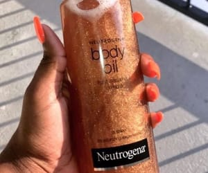 beauty, body oil, and body care image