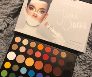 beauty, makeup, and eyeshadow palette image