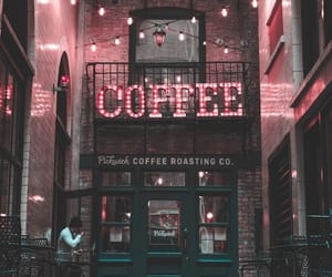 aesthetic, cafe, and grunge image