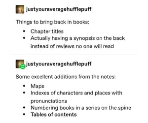 blurb, book, and books image