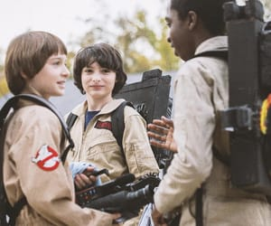 eighties, Ghostbusters, and throwback image