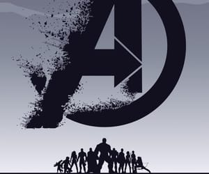 endgame and Avengers image