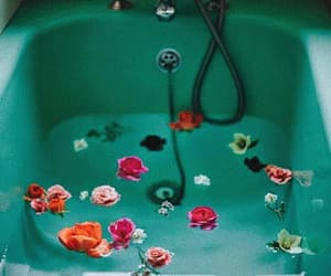 alternative, flowers, and bathday image