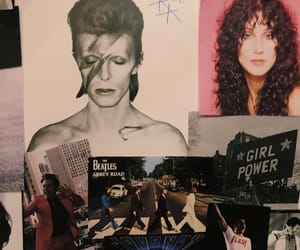 bowie, girl power, and inspiration image