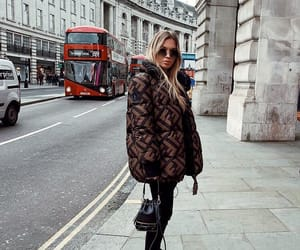 blonde, city, and style image
