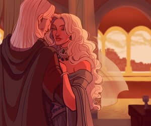 a song of ice and fire, asoiaf, and shiera seastar image