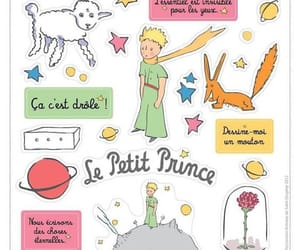 book, francais, and le petit prince image