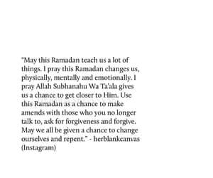 forgive, islam, and Ramadan image