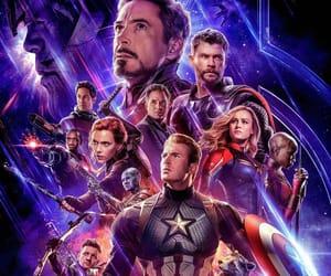alternative, captain america, and iron man image