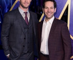 paul rudd, ant-man, and thor image