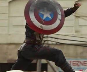Avengers, aou, and captain america image