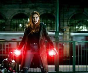 Avengers, elizabeth olsen, and Marvel image