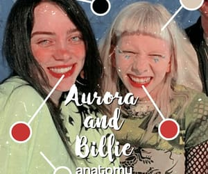 anatomy, edit, and billie eilish image