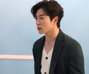 kdrama, her private life, and kim jae wook image