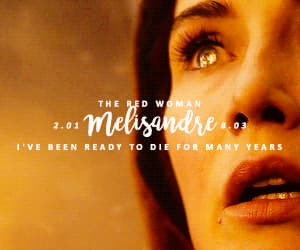gif, spoilers, and melisandre image