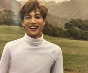 exo, kim jongin, and kai image