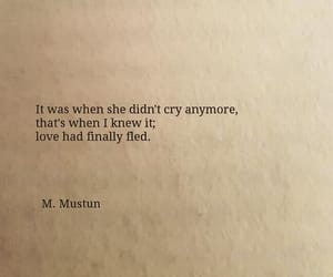 cry, quotes, and words image