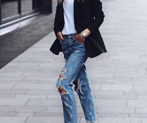 outfit, street style, and fashion image