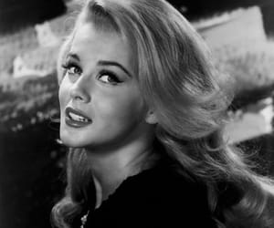 black and white, actress, and ann margret image