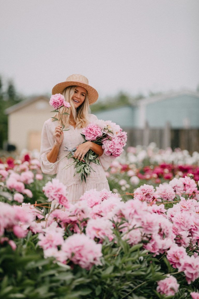 aesthetic, blonde, and bloom image
