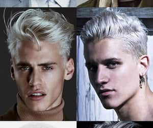 beauty and mens hairstyles image