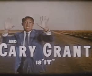 north by northwest, cary grant, and gif image