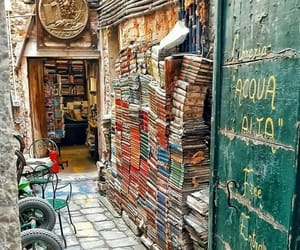 books, italy, and travel image