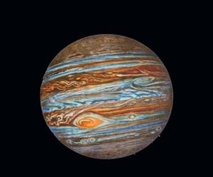 editing, jupiter, and outerspace image