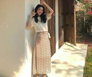 fashion, korean, and summer image