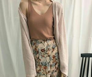 cardigan, fashion, and korean image
