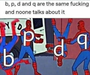 alphabet, b, and d image