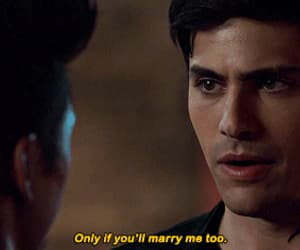 gif, alec, and harry shum jr image