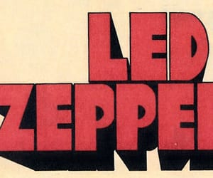 led zeppelin, music, and vintage image