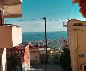 castles, Greece, and thessaloniki image