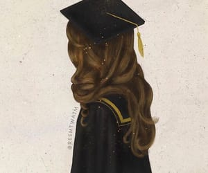 graduation and art image