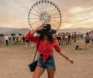 fashion, style, and festival image