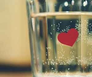 bubbles, water, and love image