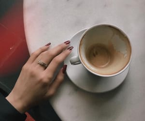cozy, girl, and nails image