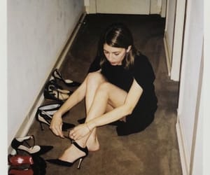 Sofia Coppola and shoes image